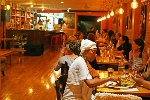 Hamilton S Cafe Harlem